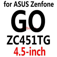 Tempered Glass Screen Protector Film for ASUS Zenfone Selfie ZD551KL/2 Laser ZE500KL ZE550KL 3 4 5 6/GO ZC500TG ZB452KG ZB551KL