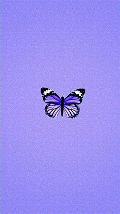 Woooow In 2020 | Butterfly Wallpaper Iphone, Purple