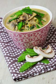 Thai-Suppe nach Weight Watchers