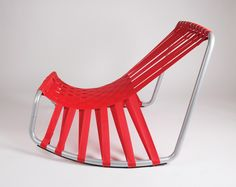 nap rocking chair irene chercoles mercader andrea mauri carbonell designboom