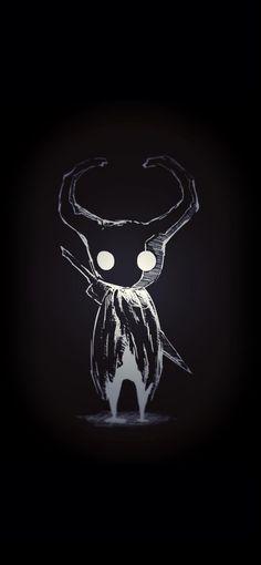Dark Fantasy Art, Dark Art, Boys Wallpaper, Iphone Wallpaper, Hollow Night, Hollow Art, Knight Art, Cool Sketches, Video Game Art