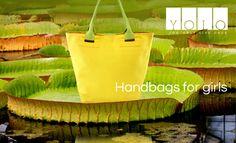 Bright Color Handbags for girls