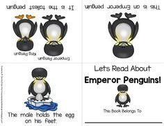 PENGUINS FREEBIE - so cute!