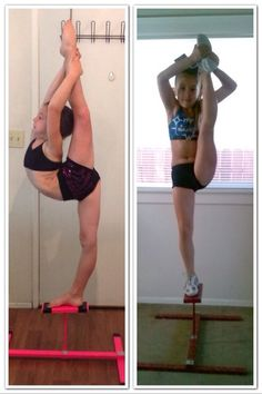 Cheerleading Balance and Flexibility Stunt Stand in Sporting Goods   eBay