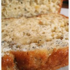 Moist Pineapple Banana Bread @keyingredient #breakfast #glutenfree #seafood #delicious #bread