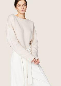 укороченный свитер 1