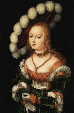 Lucas Cranach \ Dynasty painters of the early Renaissance Lucas Cranach the Elder (Germany, Lucas Cranach the Younger - Форум по искусству и инвестициям в искусство Renaissance Kunst, Die Renaissance, Renaissance Portraits, Renaissance Paintings, Renaissance Clothing, Renaissance Fashion, Renaissance Artists, Historical Costume, Historical Clothing