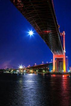 1000+ ιδέες για 若戸大橋 στο Pinterest | 筑豊, 東京カメラ部 και Ρετρό 月夜の若戸大橋 - GMT foto @KitaQ