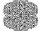 Display image coloring-mandala-adult-8