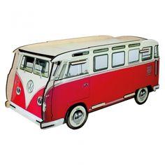 """Werkhaus Shop - Briefkasten """"VW T1"""""""