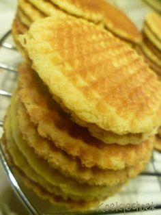Koekjeshoek: Recept: Harde wafeltjes
