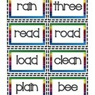 RF.2.3b Common Vowel Team Word Sort and Matching Game