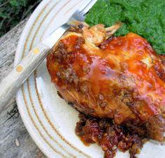 Caramelised Chilli Chicken