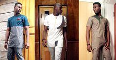 New Nigerian Label Kamsi Tcharles Presents The 'Okpara' Collection   FashionGHANA.com: 100% African Fashion
