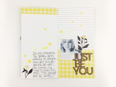 Traveler's Notebook: You are allowed to like yellow – Essie Ruth