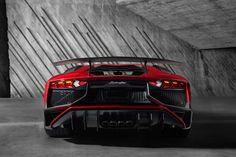 lamborghini aventador LP 750-4 superveloce unveiled at geneva 2015