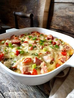 New Recipes, Cooking Recipes, Favorite Recipes, Healthy Recipes, What To Cook, Cheeseburger Chowder, Nom Nom, Sausage, Good Food