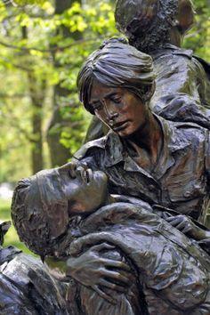 Battle of IA Drang | Vietnam Women's Memorial in Washington, D.C. Image credit: Callie ...