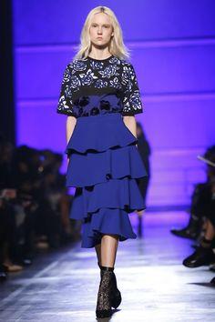 Emanuel Ungaro Ready To Wear Fall Winter 2014 Paris - NOWFASHION
