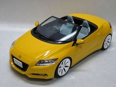 CR-Z Convertible - just a toy, unfortunately.