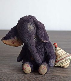 Elephant Mathis by Guzel Kostyna bears