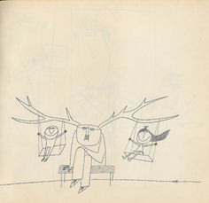 Bornografie (Bornography)    Adolf Born´s book of drawings. Prague 1970
