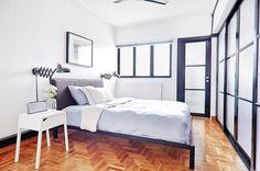 HDb flat, bedroom, homes,