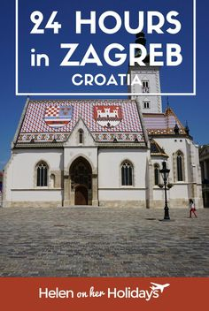 24 hours in Zagreb, Croatia's awesome capital city. Discover cafe culture in city streets that feel like a village, a mystical painting and a museum which celebrates broken relationships.
