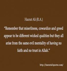 35 Islamic Quotes About Greed – Quran and Hadith on Greed Ali Bin Abi Thalib, Rain Quotes, Hazrat Ali, Greed, Hadith, Selfish, Islamic Quotes, Quran, Wicked