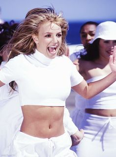"""Sometimes music video - 1999. """