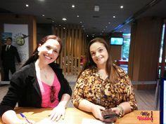 Com a Cleo Moretti no Hotel Ibis Congonhas em São Paulo http://www.maevaidosa.com/2014/11/desfrutando-da-hospitalidade-do-hotel.html