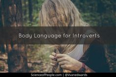 Body Language for Introverts