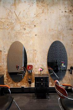 Un salon de coiffure au style Glamrock ! - FrenchyFancy