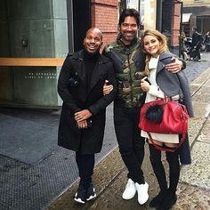 The Olivia Palermo Lookbook : Olivia Palermo in New York City
