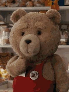The perfect Ted Bear Blow Animated GIF for your conversation. Discover and Share the best GIFs on Tenor.