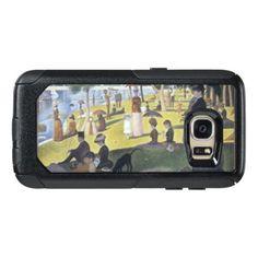 #Seurat OtterBox Samsung Galaxy S7 Case - #sunday #sundays