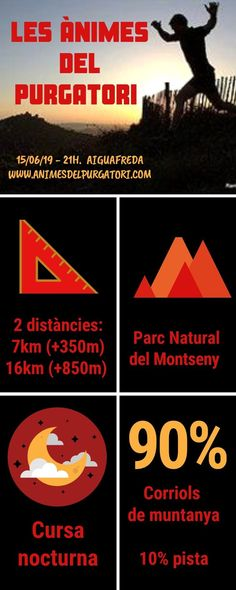 Cursa nocturna de muntanya Trail, Movies, Movie Posters, Running, Nocturne, Film Poster, Films, Popcorn Posters, Keep Running