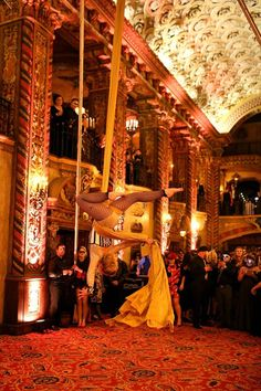 Photo Gallery: Masquerade at the Louisville Palace | Louisville.com photo: Crystal Ludwick Photography LLC