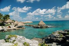 Xcaret, Mexico. an ecological/cultural park.  one of the coolest places I have EVER been. s