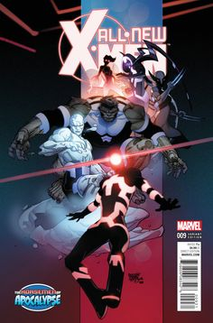 All-New X-Men #9 (Issue)