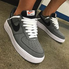 best cheap 5ac35 8ee96 Nike Air Force 1 Zapatillas Bonitas, Zapatos Bonitos, Tipos De Zapatillas, Zapatos  Nike