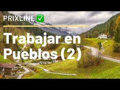PRIXLINE ✅ Trabajar y Residir en un Pueblo en España 😃(parte 2) - YouTube