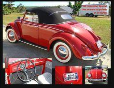 Ferdinand Porsche, Convertible, Volkswagen Beetle Vintage, Vw Vintage, Vw Beetles, Vw Bus, Car Parts, Old Cars, Car Accessories