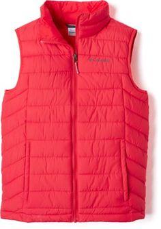 Columbia Boy's Powder Lite Vest