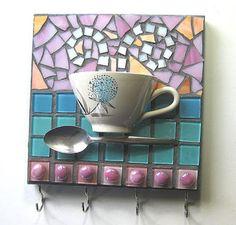 mosaico com xícaras - Pesquisa Google