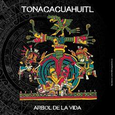 Dioses prehispánicos Aztec Symbols, Mayan Symbols, Viking Symbols, Egyptian Symbols, Viking Runes, Ancient Symbols, Aztec Religion, Mexican Artwork, Monte Fuji