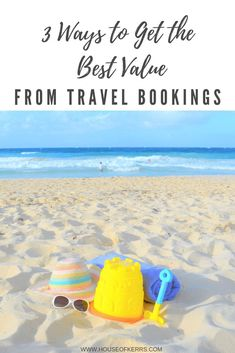 How to Get the Best Value from Travel Bookings | Best Travel Credit Cards | Best Travel Rewards Programs | Earn Cashback on Travel | #FamilyTravel
