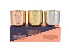 Eclectic Scent Candle Gift Set with packaging by tom dixon - officially my new favorite brand in life