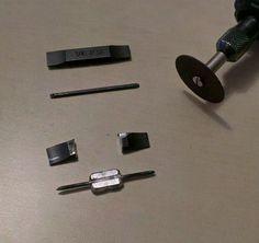 Leatherman (New) Surge eyeglass screwdriver mod - The Mod Squad - Multitool.org