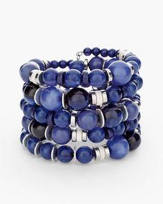 Mikayla Coil Bracelet